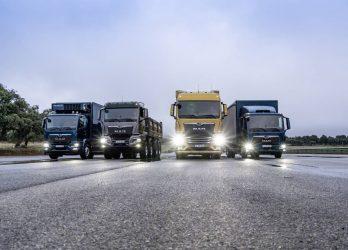 MAN Truck & Bus introducerar den nya generationen lastbilar