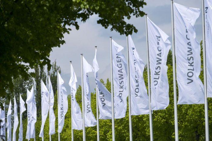Volkswagen AG frigör medicinskt utbildad personal vid koncernens tyska anläggningar