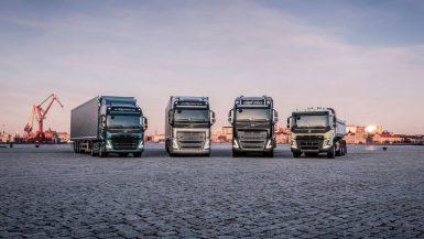 Volvo Lastvagnar lanserar en ny generation tunga lastbilar