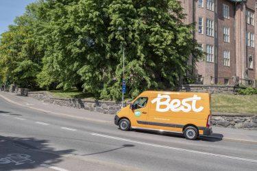 Best Transport ställer om till fossilfria hemleveranser