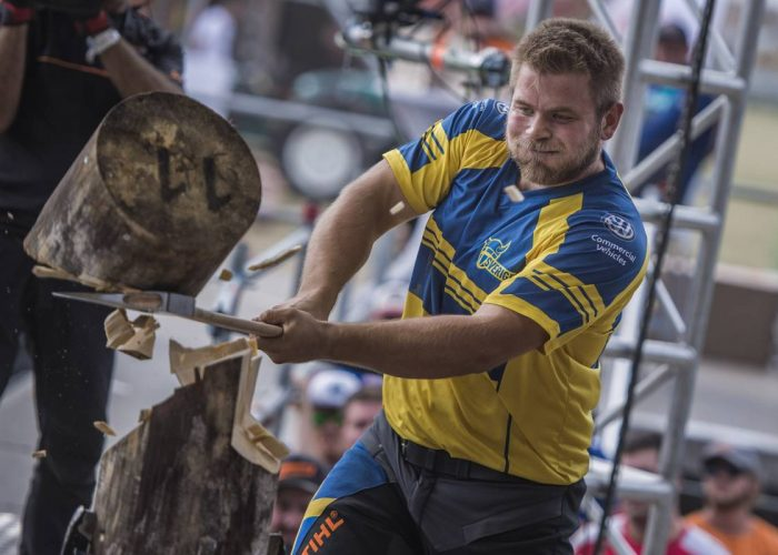 Timbersports World Trophy 2020