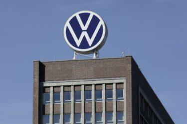 Volkswagen pausar produktionen