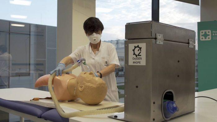 Från biltillverkning till respiratorer