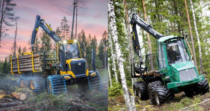 Eco Log och Gremo blir ett