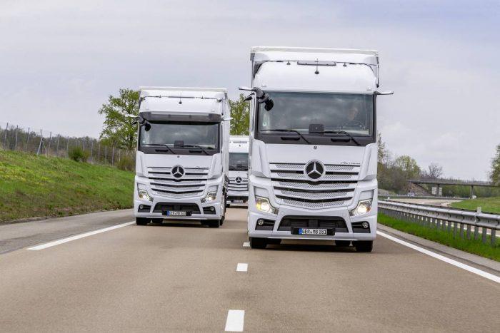 Mercedes-Benz bästa generalagent för lastbilar