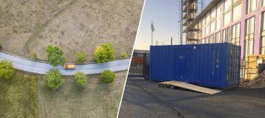Best Transport och Qlocx satsar på digitala lås i byggbranschen