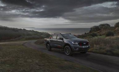 Ford lanserar Ranger Thunder i begränsad upplaga