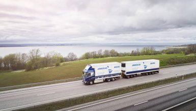 Innovation tar bort behovet av dieselmotorer i kyltransporter