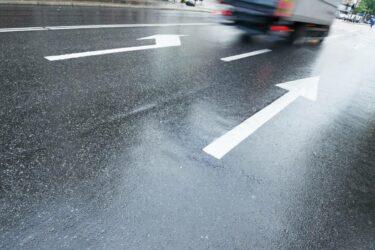 Fortkörning ökar bland yrkesförare