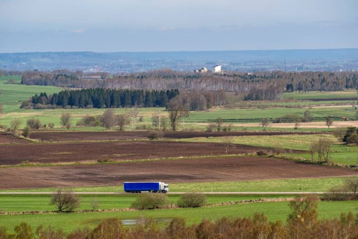 Partikelfilter för tunga Euro VI fordon återkallas