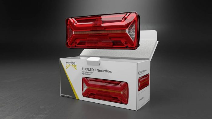 Nya Ecoled II och Ecoled II Smartbox från Aspöck Systems