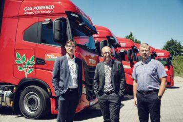 Frode Laursen investerar i grön transport