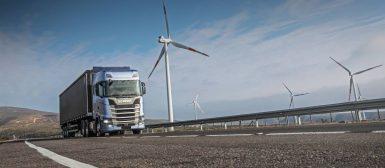 Scania når målet om fossilfri energiförsörjning
