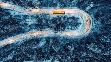 Lanserar ett nytt vinterdrivdäck för extrema förhållanden
