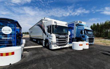 Ny klimatpremie ger stöd till tunga gaslastbilar