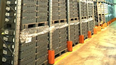Nytt lagerhanteringssystem förenklar hanteringen