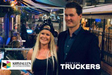 Svenska Truckers vann Kristallen för Årets Reality