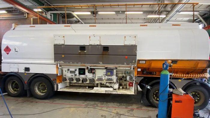 STS Norrköping öppnar tankbilsverkstad