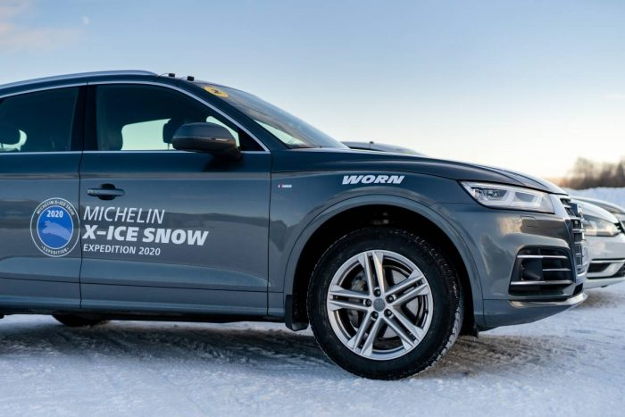 Michelin introducerar dubbfritt vinterdäck