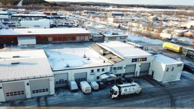 MAN Truck tour kommer till STS i Norrland