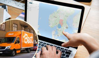 Best Transport väljer Geposit för logistikplanering