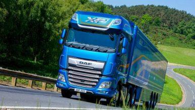 """DAF XF har utsetts till """"Fleet Truck of the Year"""""""
