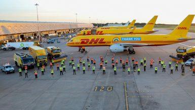 DHL Express är världens andra bästa arbetsplats