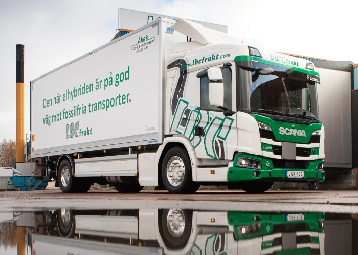 Uppmanar logistikbranschen att ställa högre hållbarhetskrav