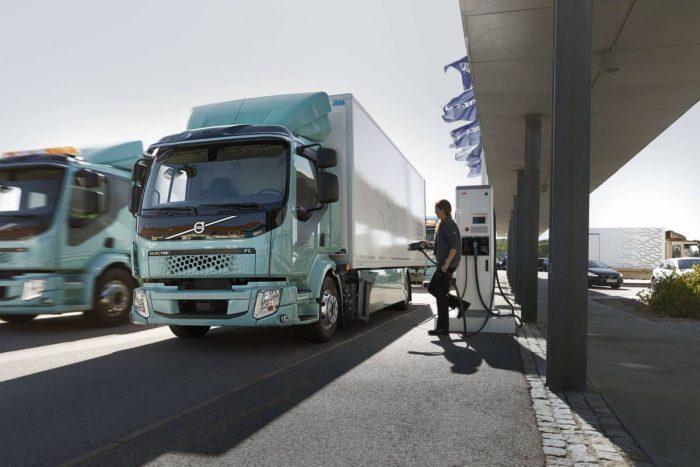 Volvo Lastvagnar ingår samarbete för att minska miljöpåverkan