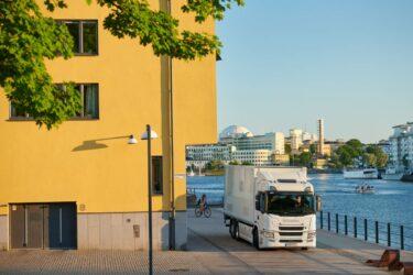 Scania och Dagab fördjupar samarbetet med eltransporter