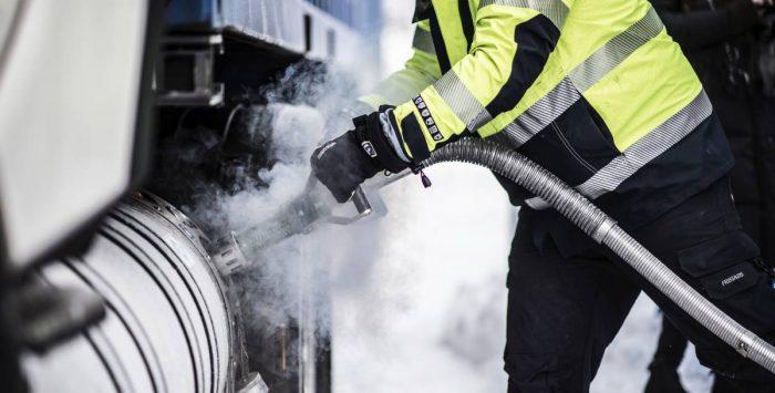 Dalarna får tankstation med flytande gas