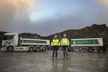 Logistikföretag Fair Transport-certifierar alla åkare