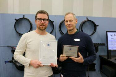 Gymnasium är nu certifierat Motorbranschcollege