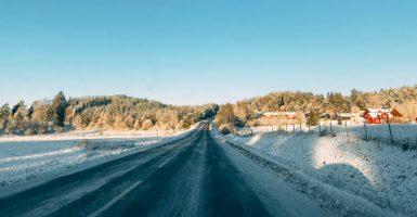 Svenska vägar i dåligt skick
