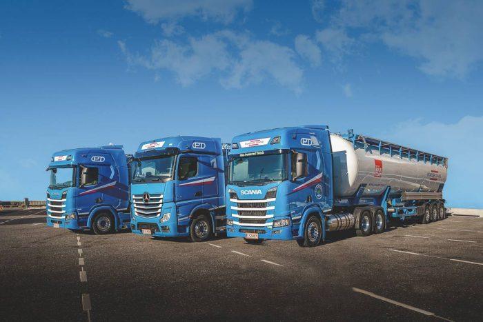 Powder-Trans investerar för miljövänligare transporter
