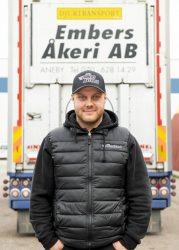 Robin Ember Åkeri AB – Årets Djurtransportör 2020