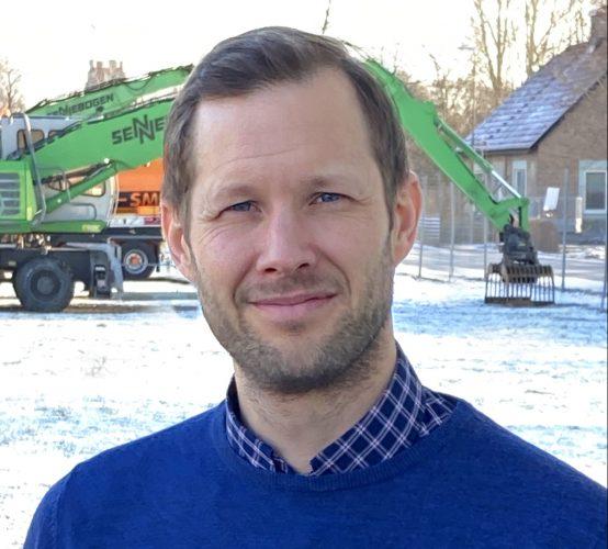 Ny vd för OP System i Sverige och Danmark