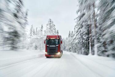 Starkt 2020 för Scania Sverige AB