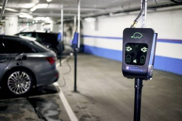 CTEK E-mobility en av leverantörerna som installerar laddpunkter i Stockholm