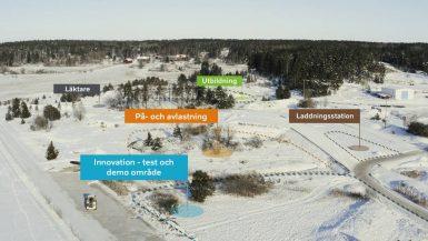 Volvo CE öppnar nytt test- och demoområde i Eskilstuna