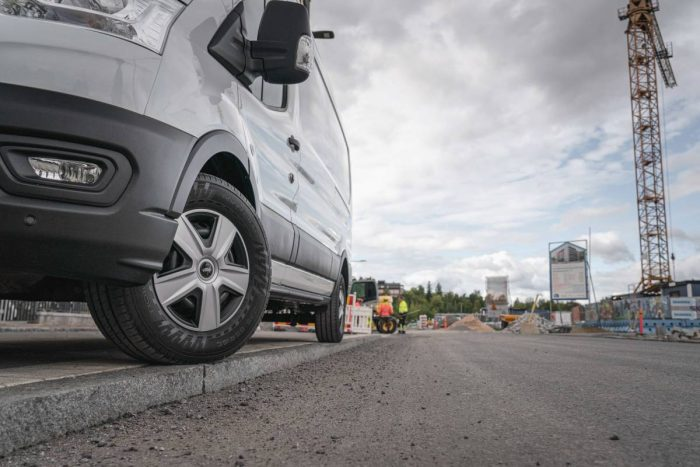 Så optimerar du livslängden på däcken till lätta lastbilen