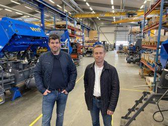 Uppåtgående trend för Rottne Industri
