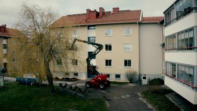 18 metersliften populärast hos Molins Saxliftar