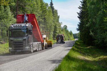 Största tankbeläggningskontraktet för Peab Asfalt