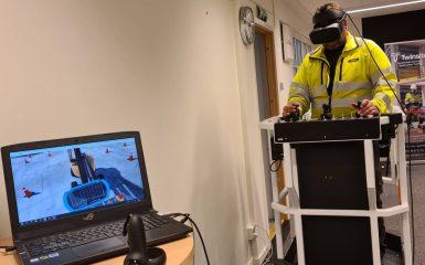 VR-baserade säkerhetsutbildningar