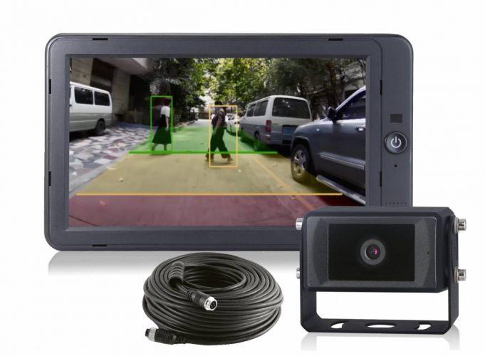Intelligent kamera varnar