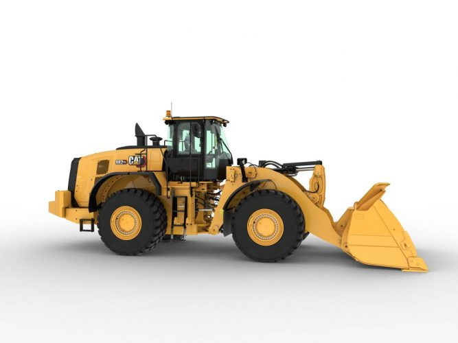 Fler XE-hybridmaskiner i nya generationens hjullastare