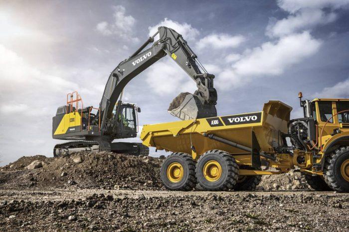 Förbättrar och utökar utbudet av hybridgrävmaskiner