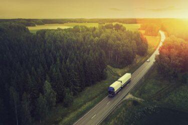 Transportbranschen tror på framtiden