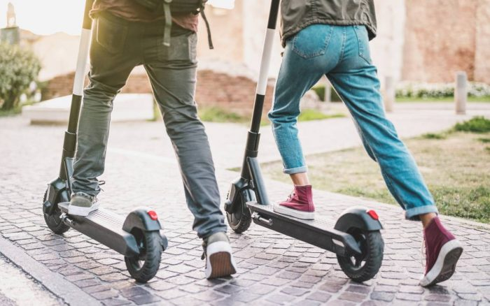 Förslag till bättre trafiksäkerhet med elsparkcyklar